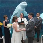 Mystic Aquarium Wedding